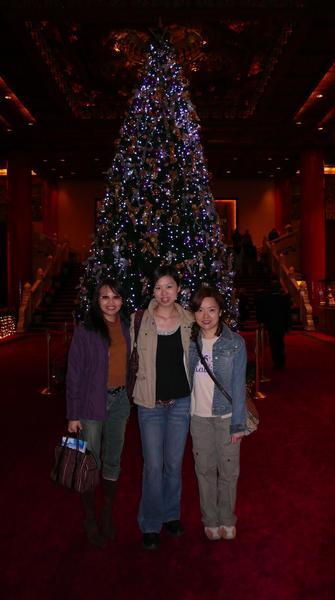 Vicky & me & 燕姐