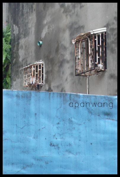 重慶北路巷內-窗01