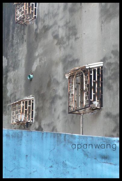 重慶北路巷內-三個窗