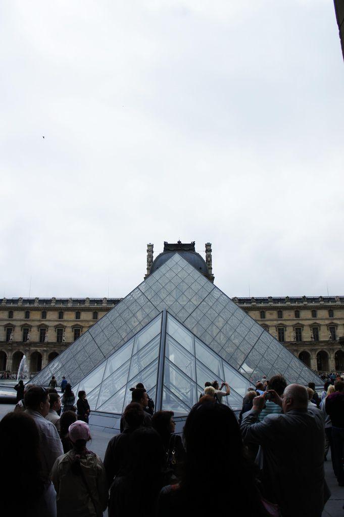 DSC00651-世界四大博物館之一的羅浮宮
