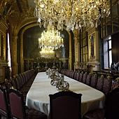 P1040318這餐廳比凡爾賽宮的餐廳有氣勢多了