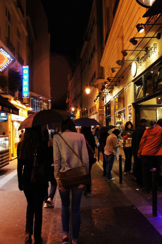 DSC00889-街上餐廳 主要是法國菜及地中海區的菜色