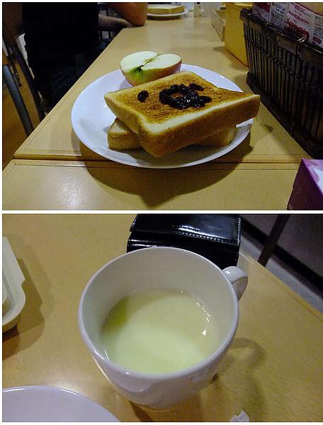 0075-香蕉牛奶培說很淡,不及格.JPG