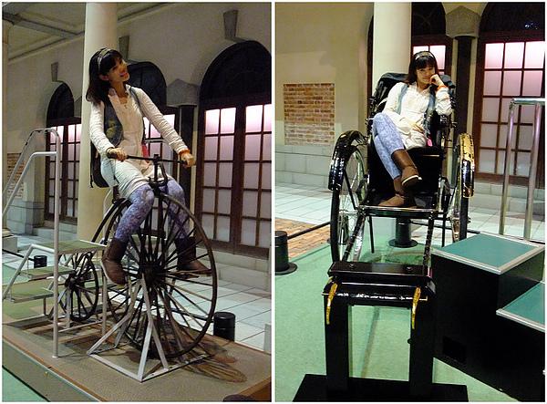 0491-培試騎當時的腳踏車,頭髮有飄逸感.JPG