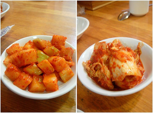 好吃的蘿蔔與泡菜.jpg