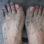 0914-133下水的結果..腳都是沙子.JPG