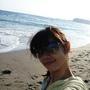0914-130湘南海岸的自拍.JPG