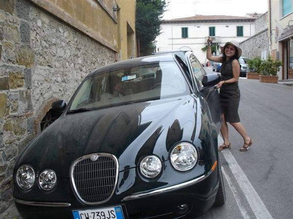 借開一下Jaguar