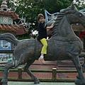 我身騎白馬...過三關啊