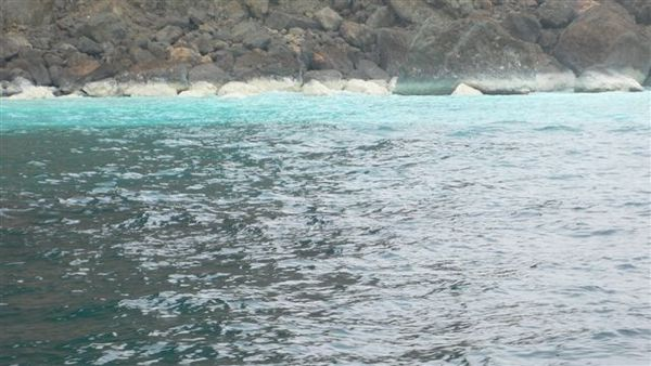 世界四大海底溫泉之一