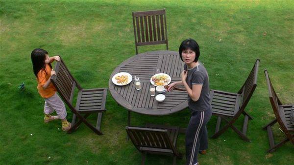 第二天的早餐