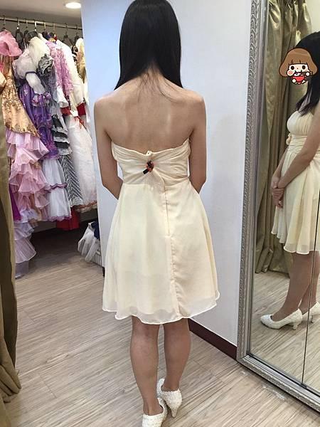 自助婚紗工作室-伴娘服