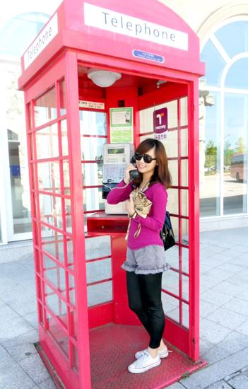 哈囉~有人在嗎?