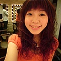 061103染髮後~黃光唷~