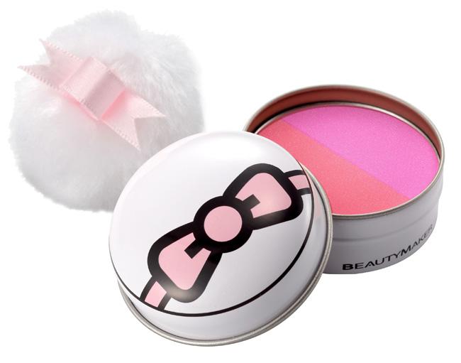 BeautyMaker戀愛小粉撲(熱帶水果冰沙)4g/週年慶售價NT199