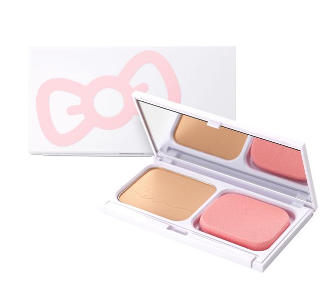 BeautyMaker傳明酸美白防曬柔膚粉餅(限量蝴蝶結版)9g/週年慶特惠NT330