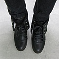 1113新黑短靴