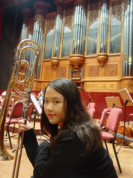 在國家音樂廳