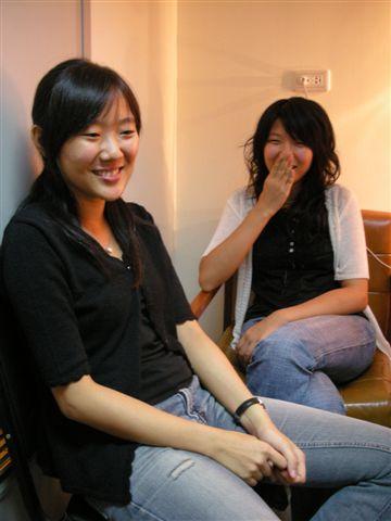 盈蓉和陳筠