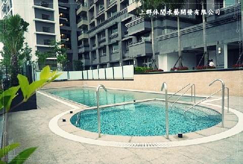 泳池溫泉工程