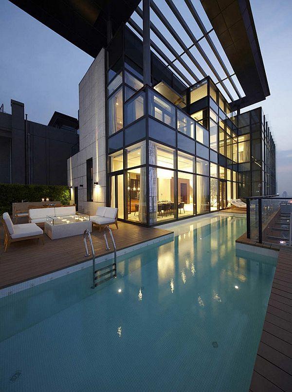 頂樓空間設計