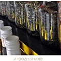 阿布籽*天然有機香草風乾保存罐