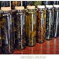 阿布籽*天然有機香草浸泡油