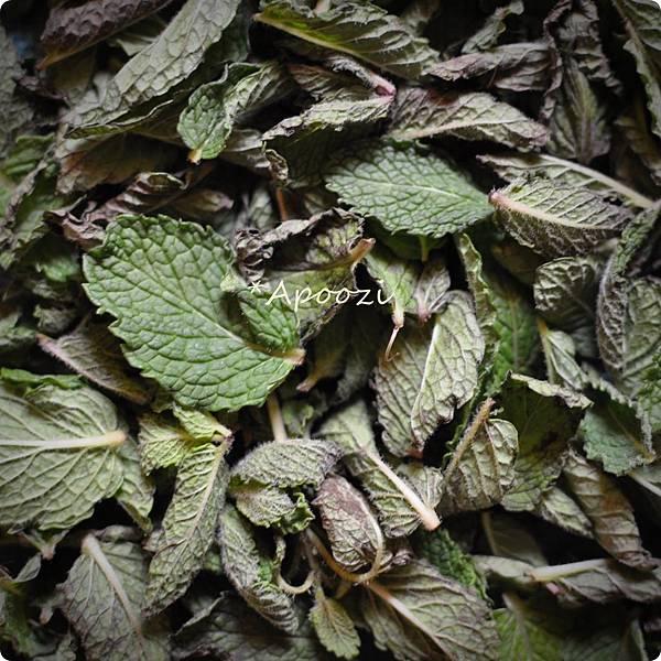 ●100%天然有機綠薄荷●