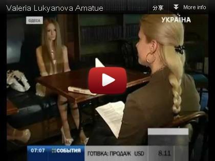 露可安諾娃,真的是腰瘦奶膨腿又長影片播放