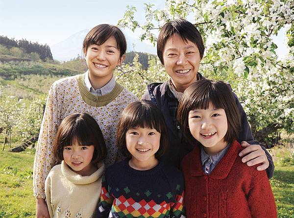 【這一生,至少當一次傻瓜】菅野美穗幾乎素顏演出農婦(1)