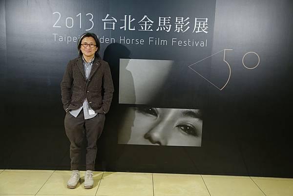 陳可辛導演出席金馬50大師講堂 暢談【甜蜜蜜】拍攝趣事和創作歷程(1)