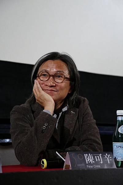 陳可辛導演出席金馬50大師講堂 暢談【甜蜜蜜】拍攝趣事和創作歷程(2)