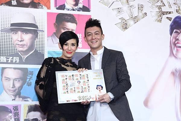 【金雞sss】香港首映會 吳君如&陳冠希