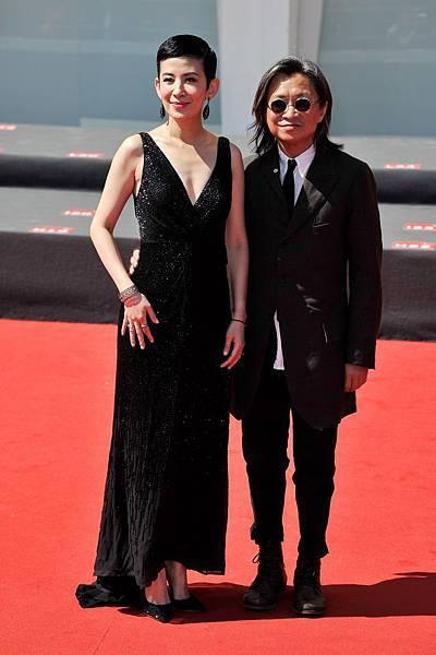 《親愛的》威尼斯首映吳君如與陳可辛