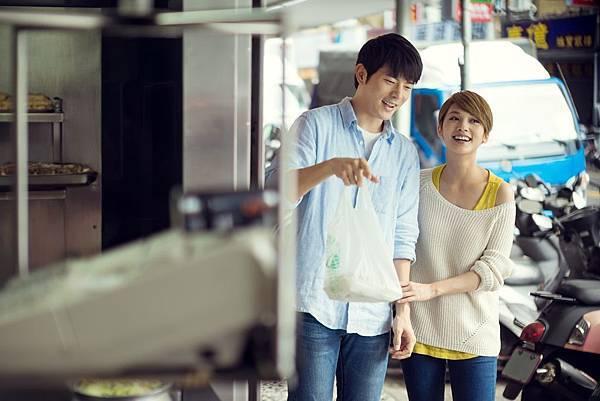 《極光之愛》隱藏版片段宥勝幫楊丞琳買便當