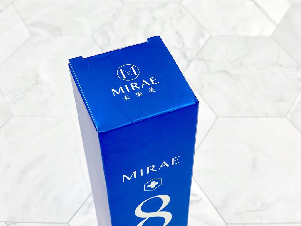 MIRAE 未來美│EX8分鐘保濕輕乳霜!韓國女星劉寅娜代言【8種保濕成分 輕盈無油感】妝前保濕、日常保養就靠這罐『小8瓶』敏感肌、術後適用!