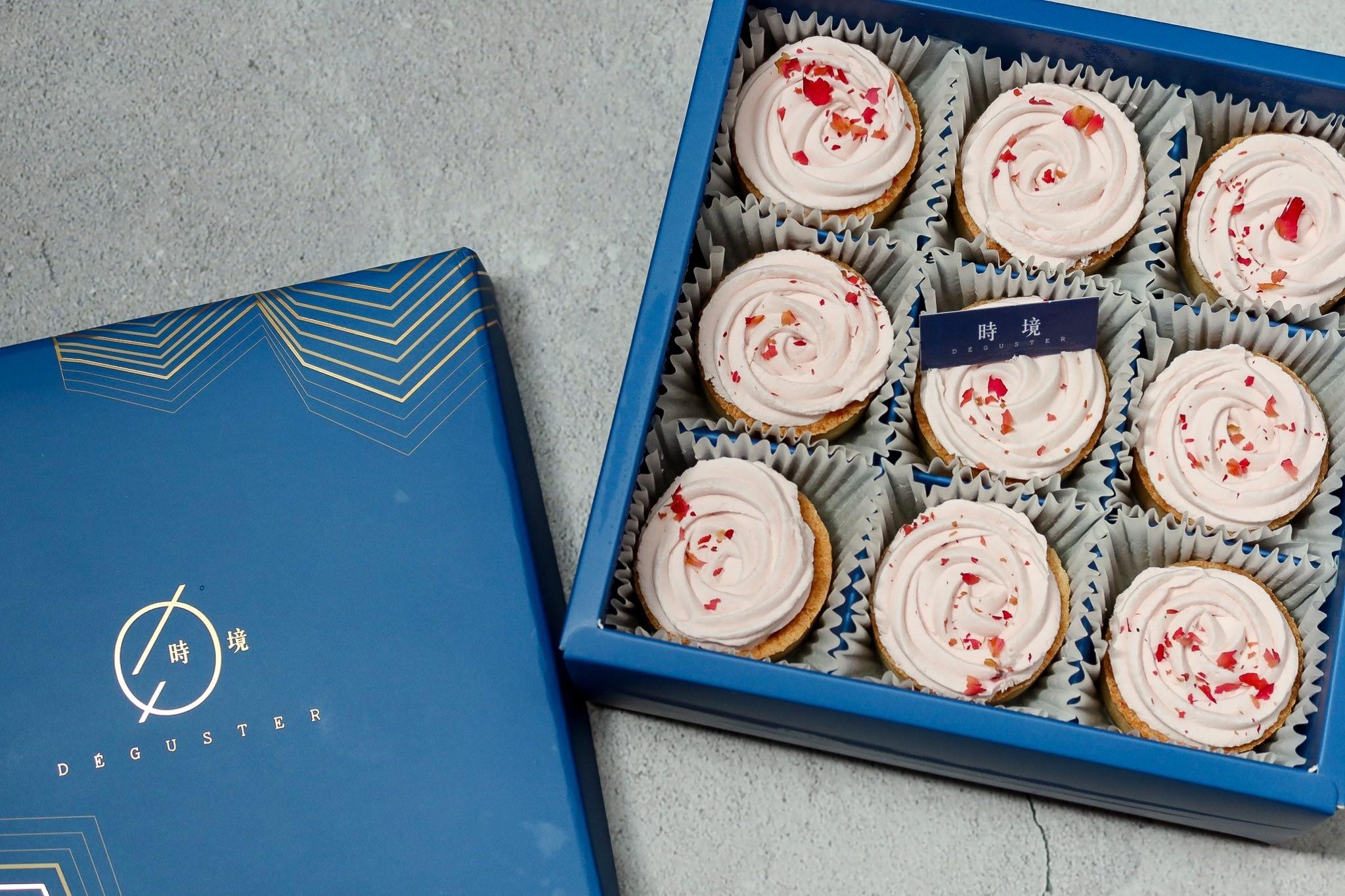 時境Deguster 紅寶石巧克力玫瑰塔│夢幻系自帶粉紅濾鏡的甜點【無添加色素,純天然紅寶石可可豆萃取提煉而成】減糖好吃不膩口新品上市