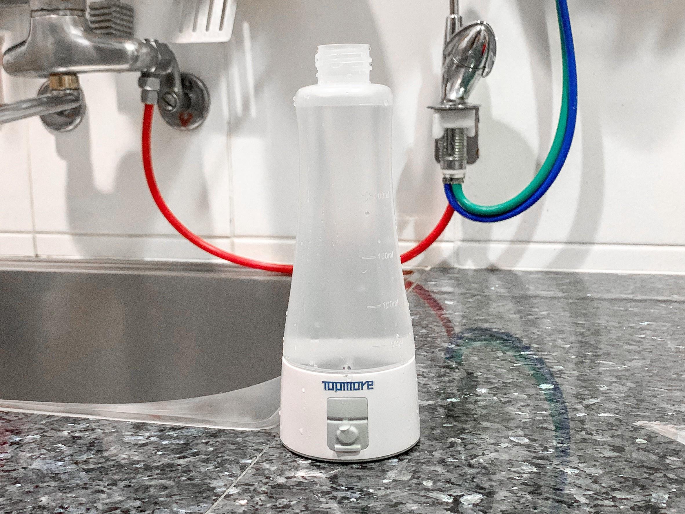 環境清潔製造液