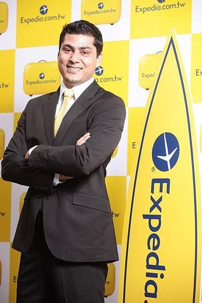 Expedia亞洲區總經理Vikram Malhi.jpg