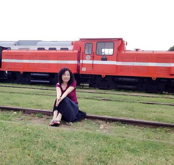 2014年9月1日駁二舊火車鐵道