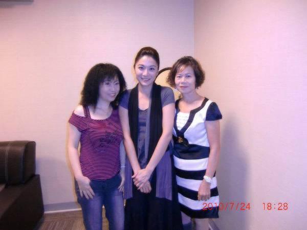 雲兒與王祖平和我的親家母