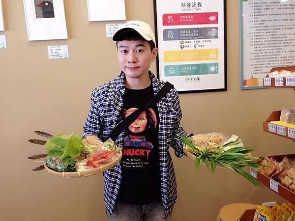 2017/9/15/好野菜蔬食餐廳