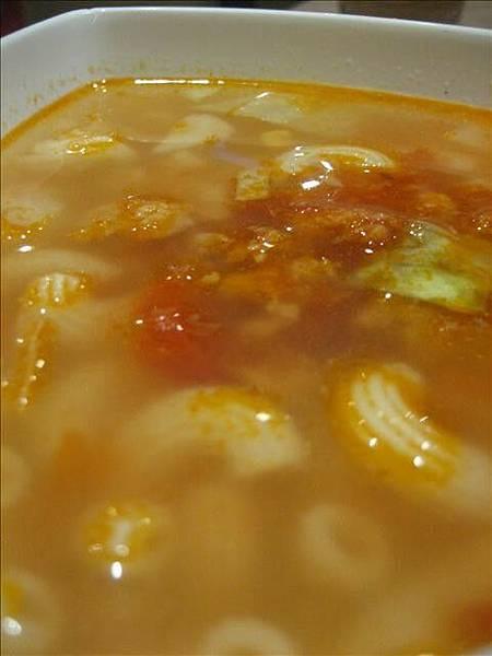 忘了叫什麼的熱湯