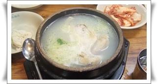 養生人蔘燉雞餐+麵線+人蔘酒.JPG