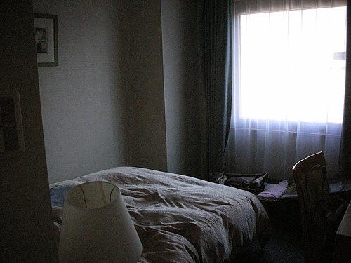 溝口Mets房間床.jpg