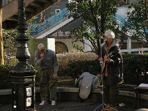 原宿街頭樂團表演.jpg