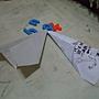 玩具紙飛機