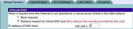 直接將虛擬IP完全對應到真實IP