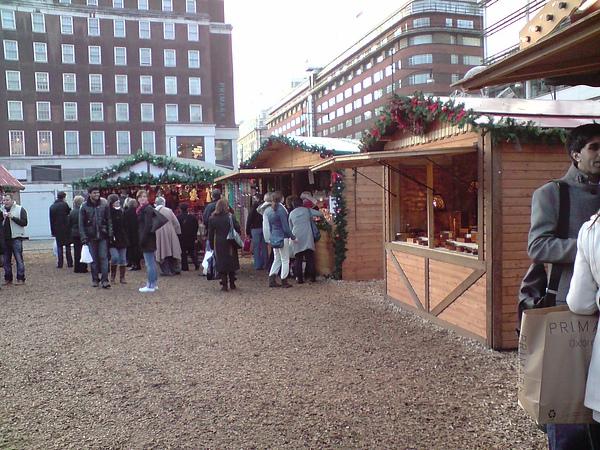 X'mas market