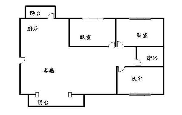 東坡格局圖